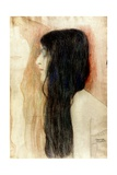 Girl with Long Hair  1898-99