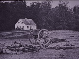 Dead Confederate Gun Crew after Battle of Antietam  1862
