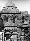The Church of the Holy Sepulchre  1857