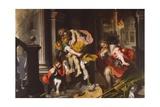 Aeneas' Flight from Troy  1598