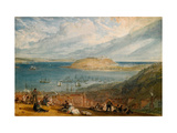 Falmouth Harbour  Cornwall  C1812-14