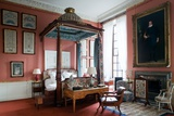 Queen of Scots Bedroom  Chatsworth House  Derbyshire