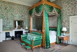 Wellington Bedroom  Chatsworth House  Derbyshire