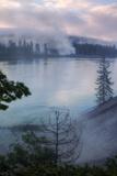 Morning Riverside  Yellowstone