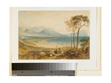 Minehead and Dunster Castle  Somerset  C1818