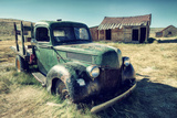 Scene at Bodie Ghost Town