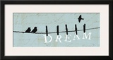 Birds on a Wire - Dream