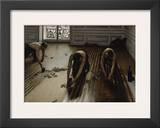 The Floor Scrapers  c1875