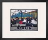 Berlin via Harwich twice a day  LNER  c1925