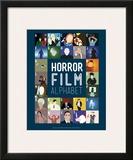 Horror Film Alphabet - A to Z