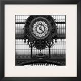 Paris Clock I