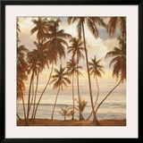Palms on the Water I