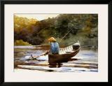 Boy Fishing  1892