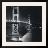 Golden Gate Nightscape