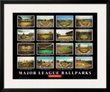 Major League Ballparks: National League