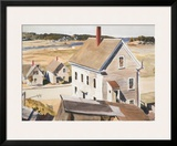 House By 'squam River  Gloucester (cape Ann  Massachusetts)  1926
