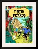 Tintin et Le Picaros  c1976
