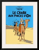 Le Crabe aux Pinces D'Or  c1941