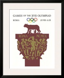 Games of the XVII Olympiad  Roma  c1960