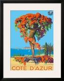 Cote D'Azur Statue PLM c1935