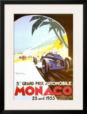 5th Grand Prix Automobile  Monaco  1933