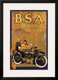 BSA Motor Bicycles