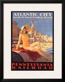 Pennsylvania Railroad  Atlantic City