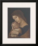 The Virgin with Sleeping Child