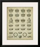 Heraldic Crowns & Coronets IV