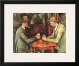 Card Players  c1890