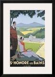 St Honore les Bains