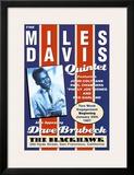 Miles Davis Quintet at the Blackhawk  San Francisco  California  1957