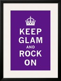Keep Glam And Rock On