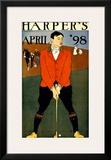 Harper's Bazaar  Golfer