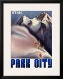 Park City Utah Mountain