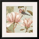 Magnolia Collage I