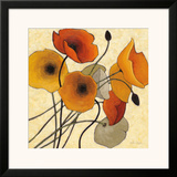Pumpkin Poppies II