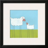 Stick-Leg Sheep I