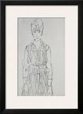 Portrait of Edith Schiele  1915