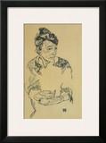 Portrait of Schiele's Mother