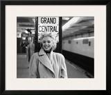 Marilyn Monroe  Grand Central