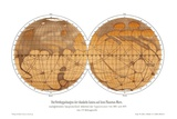 Schiaparelli's Map of Mars  1882-1888