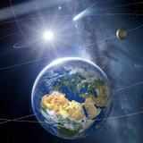 Inner Solar System  Artwork