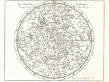 Star Map  1805