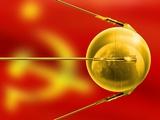 Sputnik 1  Artwork