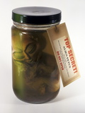 Alien In a Jar  Roswell  New Mexico  USA