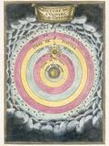Copernican Solar System  1690 Artwork