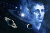 Solar System And Nicolaus Copernicus