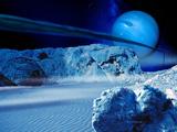 Neptune From Triton