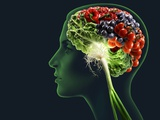 Brain Food  Conceptual Image